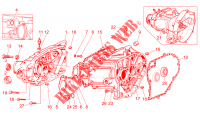 Transmission cage voor MOTO GUZZI V7 Special 2015